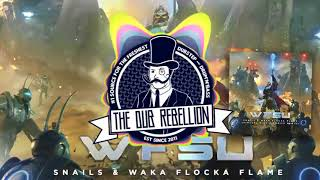Snails - WFSU (feat. Waka Flocka Flame) (Virtual Riot & Snails Remix)