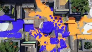 """Splatoon """"Squid Kid"""" Commercial (America X Japan)"""