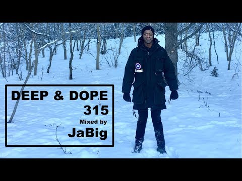 Chill Deep House Music Mix  JaBig  DEEP & DOPE 315 Playlist Studying, Dancing, Lounge