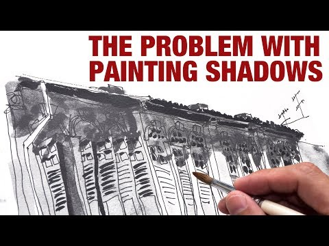 Using Tonal Values to Paint Shadows (Tutorial)