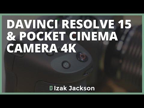 My Thoughts: Blackmagic Pocket Cinema Camera 4K & Davinci Resolve 15