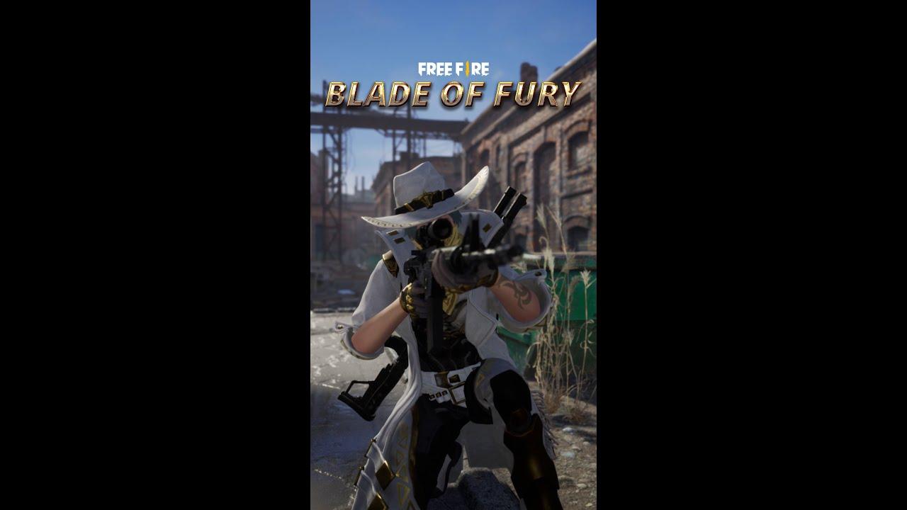 Blade Of Fury | Garena Free Fire