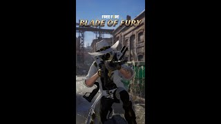 Blade Of Fury | Garena Free Fire