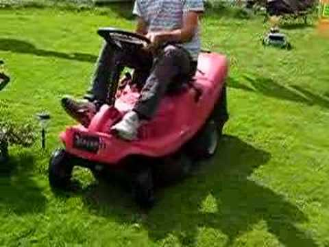 The lawn mower man - 4 6