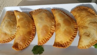 How To Make Easy Beef Empenadas|Must Try!