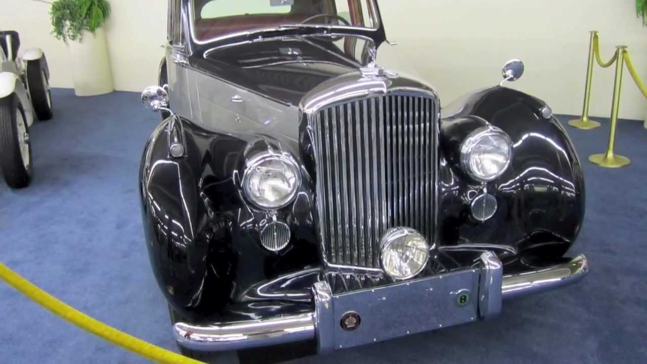 Las Vegas Classic Car Museum - AMAZING CARS! Rolls Royce - Bently ...