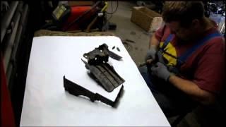 видео Ремонт пластиковых деталей