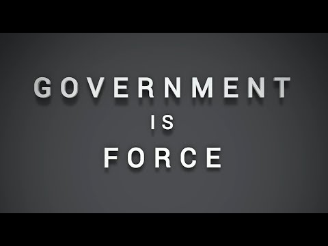 Libertarian Basics with Nicholas Veser - Government is Force