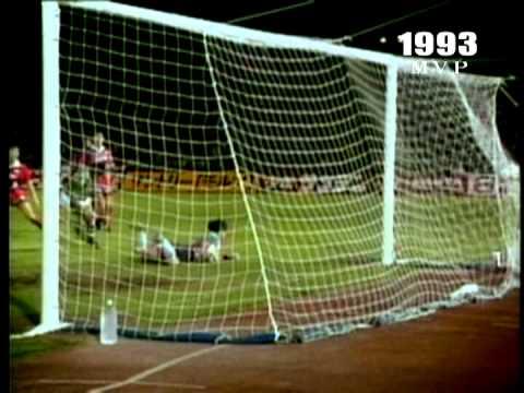 J.League 1993 Season MVP Kazuyoshi Miura (Verdy Kawasaki) Movie