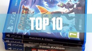 Top 10 - Mejores juegos exclusivos PS4 (2016)
