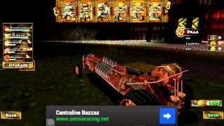 Обзор игры на Андроид и iOS - Steampunk Racing 3D