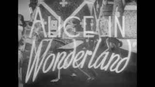 "Paramount's 1933 ""Alice in Wonderland"" Trailer (Disney 1951/1974 style)"