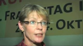 Edeltraud Glänzer: Bilanz des IG-BCE-Frauentags 2008
