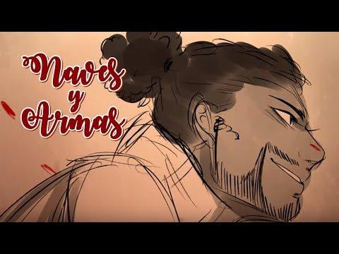[HAMILTON COVER] Naves y Armas (Guns And Ships en Español Latino)