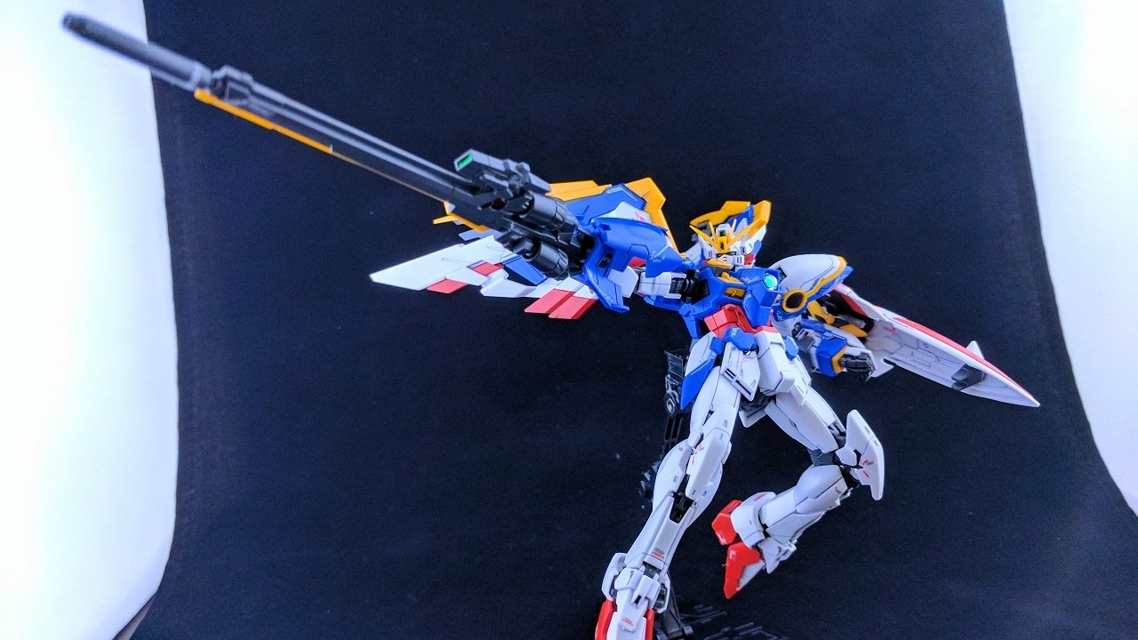 18+ Gundam Wing Rg Review Pictures 17
