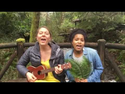 Come and paint with me - a song about my Oregon wilderness art retreats 🌸