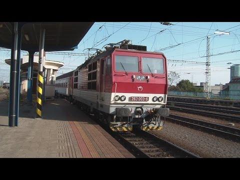 Vlaky Bratislava hlavná stanica