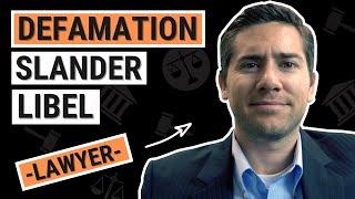 Defamation, Slander &amp Libel Explained by an Employment Lawyer