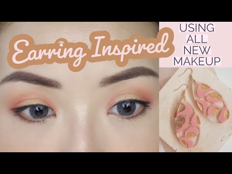 Earring Inspired Make Up | Kryz Uy