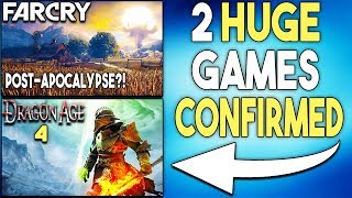 2 Huge Games Confirmed - New Far Cry and Dragon Age 4