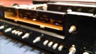 Pioneer SX-626 Restoration: Replacing Fuse Lamps w/ LED Lights Tutorial