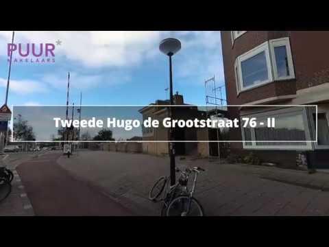 Tweede Hugo de Grootstraat 76   II - Amsterdam - VP: €325.000,- k.k.