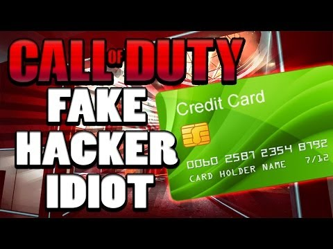 Fake Hacker is an Idiot (Tries to Hack Credit Card)