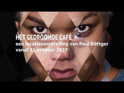 Droom je mee - Het gedroomde café van Theater Babel Rotterdam