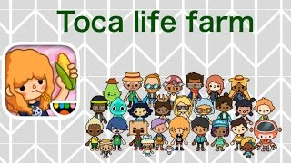 Toca life farm | waking up for breakfast?!?! #1