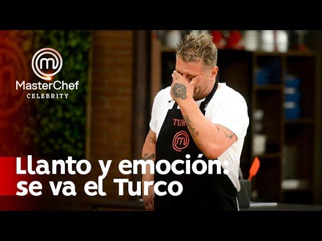 """Emotiva despedida del Turco García: """"Hace 15 años estaba muerto"""" - MasterChef Argentina 2020"""