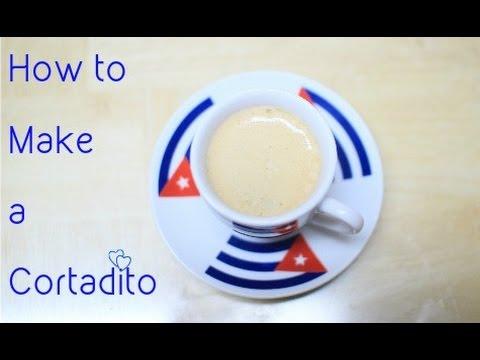 How To Make A Cortadito