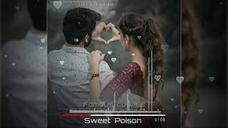 Teri Meri Song ღ Dj Love Song ღ Love Ringtone ღ Love WhatsApp Status ღ Tik Tok Video