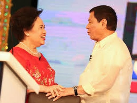 Pres. Duterte reached out to Miriam Santiago and  offered to replace Supreme Court Justice Sereno!