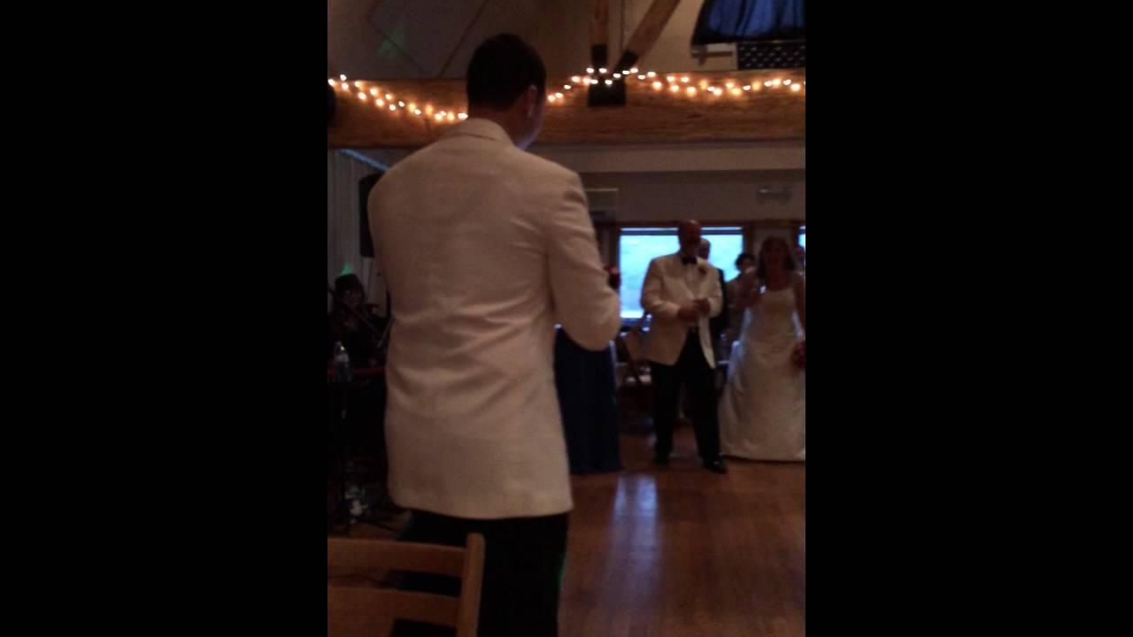 Best Man Wedding Sch Son To Father