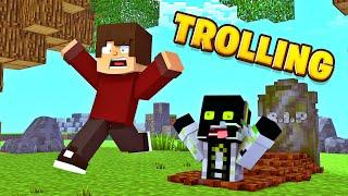 DIESER SPIELER TRAUT SEINEN AUGEN NICHT?! - Minecraft Server 1.14.4 [Deutsch/HD]