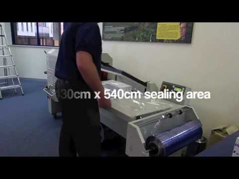 How To Use An L Bar Sealer - Venus Packaging - Australia