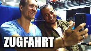 Java nach Bali mit Zug und Fähre + Snapchat mit Einheimischen - Backpacking Indonesien | VLOG #130