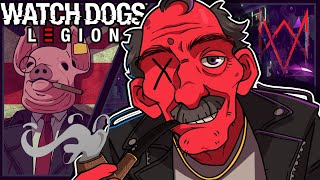 ME AND GRAMPS ARE HERE TO SAVE THE DAY! | Watchdogs Legion