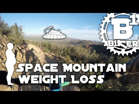 Space Mountain Weight Loss - Los Robles Trail - Thousand Oaks, Ca - Mountain Biking