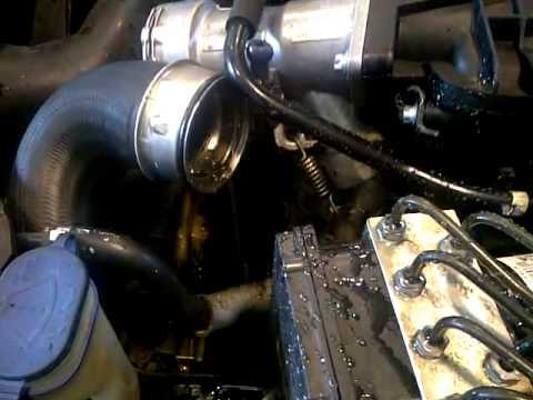 Mercedes 220 Cdi Motore H2o Youtube