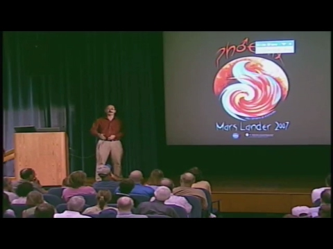 Phoenix: A Science and Weather Station on Mars | The von Kármán Lecture Series: 2007