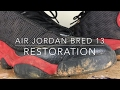 Gambar cover Air Jordan Bred 13 Restoration