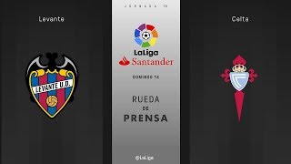 Video Gol Pertandingan Levante vs Celta Vigo