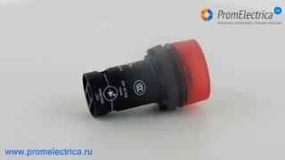 CL-502R Светосигнальная арматура: Cветодиодный индикатор красного цвета ABB(1SFA619402R5021 Лампа CL-502R красная со встроенным светодиодом 24В AC/DC Светодиодные индикаторы используются для упра..., 2015-11-11T07:50:35.000Z)