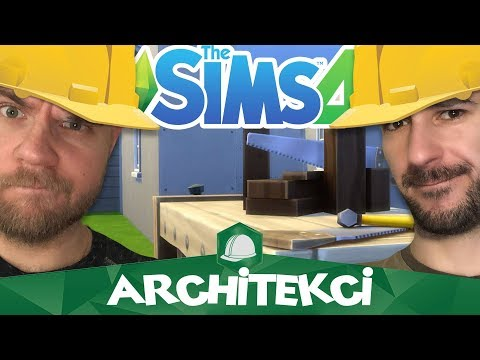 🔨 Kuchnia 🔨 The Sims 4: Architekci [3/5] w/ Undecided thumbnail