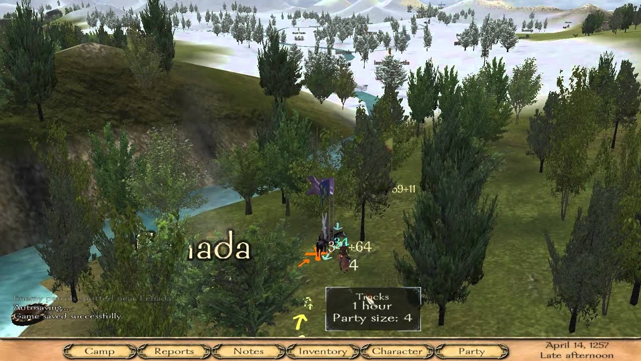Mount And Blade Warband Episode 8 The Fool On Hill Bookshelf Studios