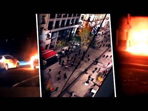 LA PURGE ET TOUTES SES ATTAQUES SURPRISE (Thread Lyon - snapchat bilan)