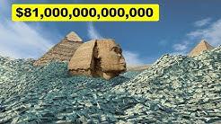 Was ist, wenn das gesamte Geld der Welt an einem Ort gesammelt wird?