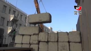 فتح شارع «الريحان» المغلق منذ احداث «محمد محمود»