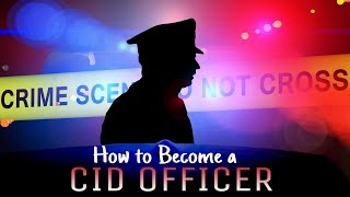 CID officer कैसे बने? | How to become a CID Officer | Complete Process After 10+2 | Sunil Adhikari